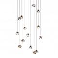 Люстра 14.14 Fourteen Rectangle Pendant Chandelier в стиле Bocci Omer Arbel - фото 24447