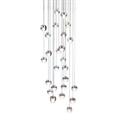 Люстра 14.26 Rectangle Pendant Chandelier в стиле Bocci Omer Arbel - фото 24500