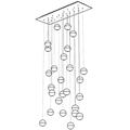 Люстра 14.26 Rectangle Pendant Chandelier в стиле Bocci Omer Arbel - фото 24501