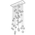 Люстра 14.36 Rectangle Pendant Chandelier в стиле Bocci Omer Arbel - фото 24572