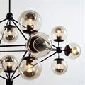 Люстра Modo Chandelier 15 Globes в стиле Roll & Hill - фото 24928