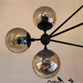 Люстра Modo Chandelier 15 Globes в стиле Roll & Hill - фото 24930