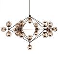 Люстра Modo Chandelier 21 Globes - фото 24934