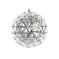 Люстра Raimond Sphere D43 Chrome - фото 25099