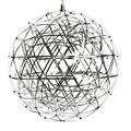 Люстра Raimond Sphere D89 Chrome - фото 25113