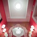 Люстра потолочная Caboche Clear D50 в стиле Foscarini Patricia Urquiola - фото 25318