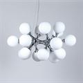 Люстра подвесная  Molecula 18 - фото 25369
