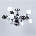 Люстра потолочная Molecula 9 - фото 25379