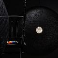 Люстра Random Black D40 в стиле Moooi Bertjan Pot - фото 25503