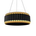 Люстра подвесная Galliano D80 Black - фото 25886