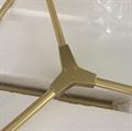 Люстра Branching Bubbles 3 Gold в стиле Lindsey Adelman - фото 26254