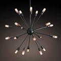 Люстра Loft Sputnik Chandelier 50 18 - фото 26717