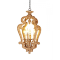 Люстра Loft Lights Vintage Wood Chandelier - фото 26753