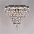 Люстра Clarissa Crystal Drop Sconce Ceiling - фото 26792