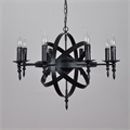 Люстра Ceiling Light Fixtures Iron Chandelier - фото 26819