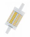 Лампа светодиодная  OSRAM P LINE 7W (60W) 2700K R7s 806lm L78mm LEDVANCE - фото 27236