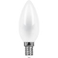 Лампа светодиодная Feron LB-713 Свеча E14 11W 4000K - фото 27287