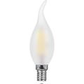 Лампа светодиодная Feron LB-714 Свеча на ветру E14 11W 4000K - фото 27295