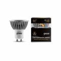 Лампа светодиодная Gauss LED MR16 GU10-dim 5W 500lm 3000K  диммируемая 1/10/100 - фото 27334
