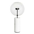 Настольная лампа Bolle Bubble Black - фото 27361
