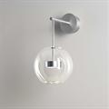 Настенный светильник Bolle Wall 01 Bubble Nickel - фото 27369