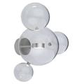 Настенный светильник Bolle Wall 04 Bubbles Nickel - фото 27375