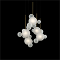 Светильник Bolle Circular 24 Bubbles Frosted - фото 27429