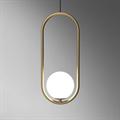 Светильник подвесной HOOP тип С - фото 29873