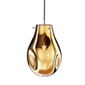 Светильник подвесной Soap A янтарный - фото 31300